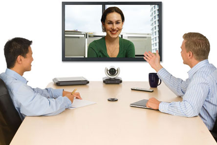 With HD Video Conferencing You Can Be Face to Face Anywhere!